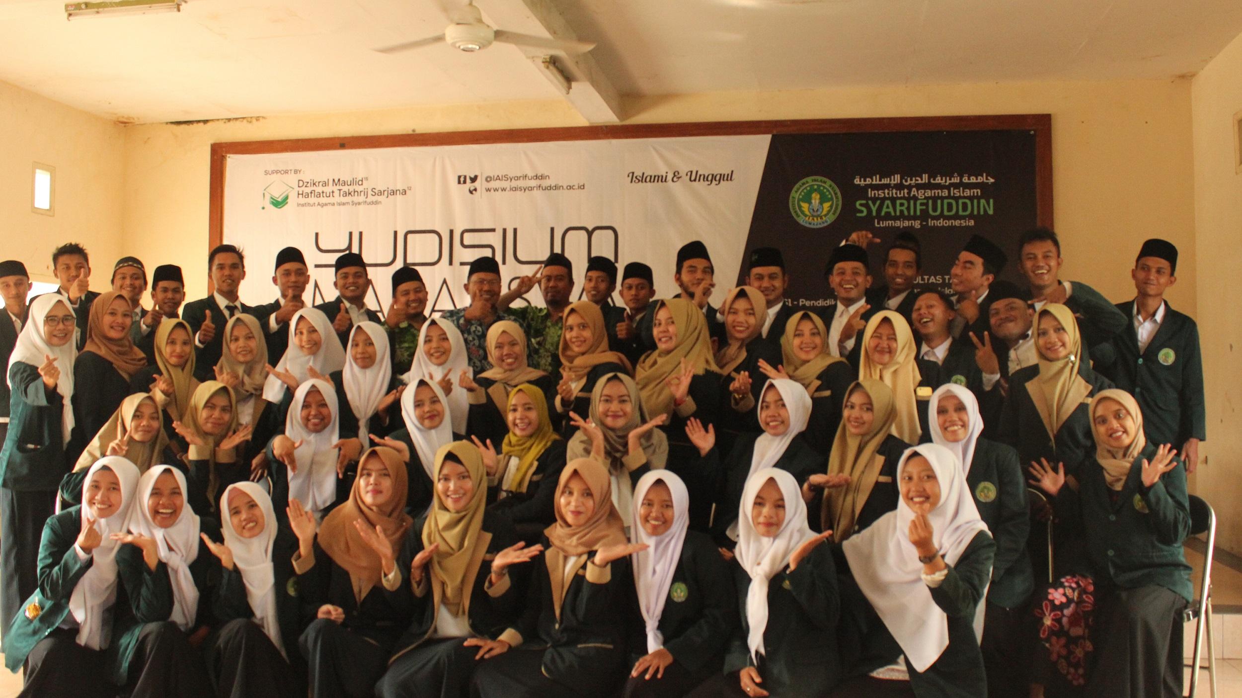 Profil Institut Agama Islam Syarifuddin Lumajang